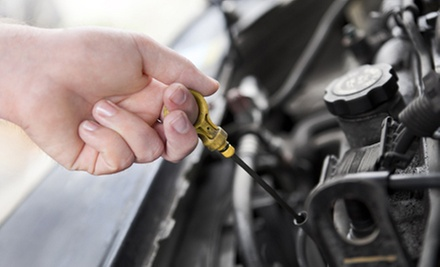$17 for Oil Change and Pre-Summer Package at Braeger Automotive ($84.90 Value)