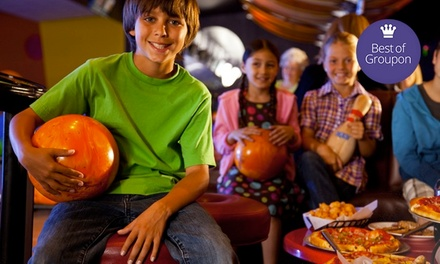 Two Hours of Bowling and Shoe Rental for Two, Four, or Six at AMF Bowling Co. (Up to 56% Off)