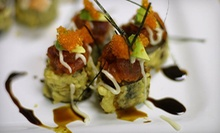 $15 for $30 Worth of Sushi and Japanese Cuisine at Ronnie 2