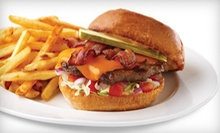Burgers and Home-Style Classics for Lunch or Dinner at The Pantry Restaurant (Up to 51% Off). Two Options Available.