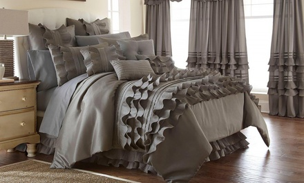 24-Piece Bedroom Decorating Set with Bedding and Window Treatments from $99.99–$109.99