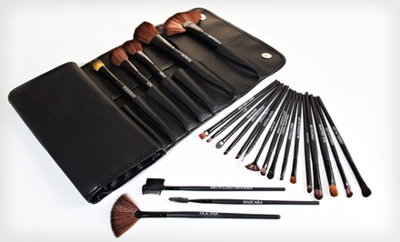 Beauté Basics 24-Piece Makeup Brush Set