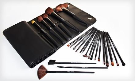 Beauté Basics 24-Piece Makeup Brush Set