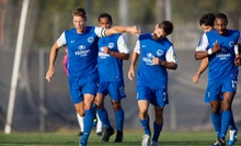 Los Angeles Blues US Open Cup Soccer Match Against Chivas USA for Two on May 28 at Titan Stadium ($20.48 Value)