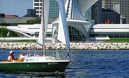 $59.99 for a Two-Hour Semiprivate Intro to Sailing Class at Milwaukee Community Sailing Center ($150 Value)