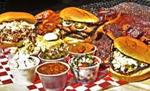 $16 for Two Vouchers, Each Good for $16 Off Your Bill at Deep Run Roadhouse ($32 Value)