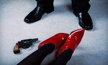 $99 for 2.5-Hour Murder-Mystery Dinner for Two from Murder Mystery Inc. ($198 Value)