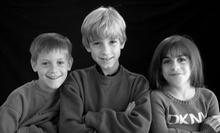 $79 for a Holiday Photo Shoot with Online Gallery and Greeting Cards from Brokaw Photography (Up to $395 Value)