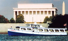 Potomac River Boat Tour for Two, Four, or Six with Capitol River Cruises (Up to 52% Off)