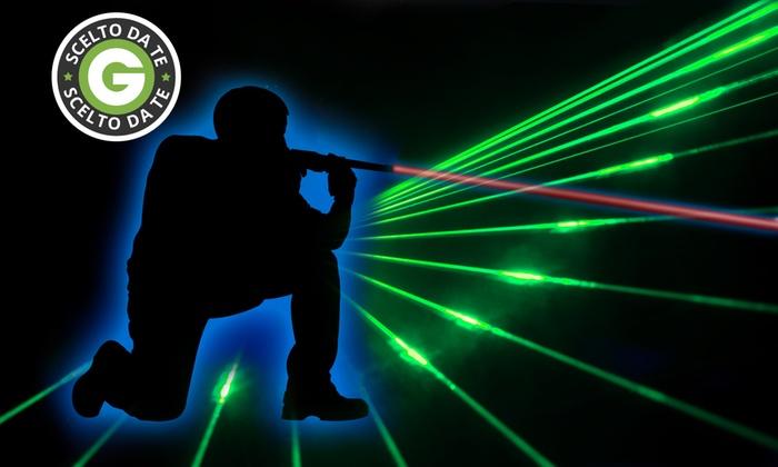 Xcalibur - XCALIBUR (ACERRA): Xcalibur - Partita a laser game fino a 8 giocatori da 9,99 €
