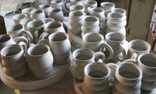 Pottery Class for One or Two, a Mug-Making Class, or a Yarn Bowl-Making Class at Clay Owen Studios (Up to 57% Off)