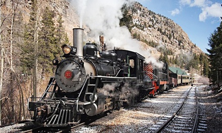 Ride for Up to 2 Adults and 5 Kids or Up to 4 Adults and 10 Kids from Historic Rail Adventures, LLC (49% Off)