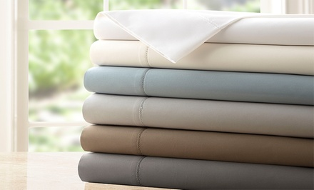 1,200 Thread-Count Egyptian Cotton-Rich 4-Piece Sheet Set from $69.99–$79.99