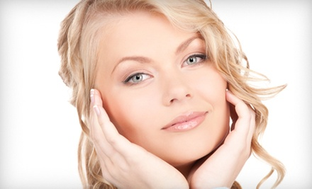 $125 for Three Microdermabrasion Treatments and a Makeup Kit at Birmingham Cosmetic Surgery & Vein Center ($500 Value)