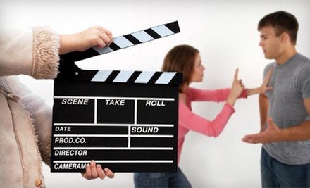 One or Three Two-Hour Introductory Acting Classes at Acting School for Film and Television (81% Off)