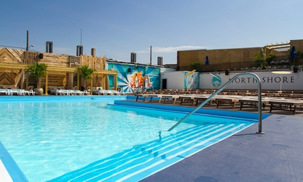 Full-Time or Weekday 2015 Membership to North Shore Beach Club (Up to 50% Off)
