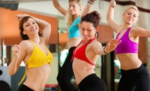 One or Two Months of Zumba Classes at Feel Good Fitness (Up to 71% Off)