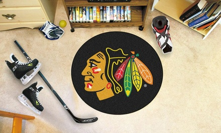 NHL Puck Mats. Multiple Teams Available. Free Returns.
