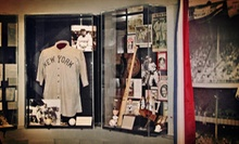 Visit for Two or Four to the Babe Ruth Birthplace Museum and Sports Legends Museum at Camden Yards (Up to 54% Off)