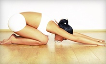 10 or 20 Yoga Classes at Reed Yoga (Up to 73% Off)