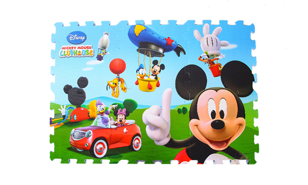 Mickey Mouse Puzzle Mat Driverlayer Search Engine
