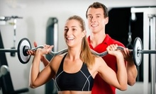 Five Personal-Training Sessions or One Month of Personal-Training Sessions at Elite Fitness (Up to 73% Off)