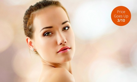 One or Three DiamondTome Treatments with Light Chemical Peels (Up to 69% Off)
