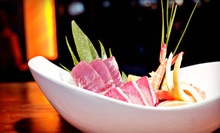 Japanese Cuisine and Drinks for Two or Three at Sapporo Grill Japanese Steakhouse (Half Off)