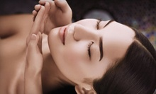 One or Three Custom Facials with Revitalizing Eye Treatments at Bokaos Aveda SalonSpa (Up to 60% Off)