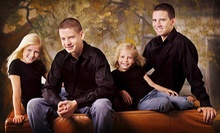 $69 for One-Hour In-Studio Family Photo Session at Studio T Photography ($375 Value)