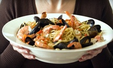 Italian Meal for Two or Four, Valid Sunday–Thursday or Friday–Saturday at Buono Bistro (Up to 54% Off)