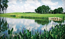 All-Day Golf for One or Two with Cart and Clubs at Crane's Bend Golf Course at Orange Lake Resort (Up to 60% Off)