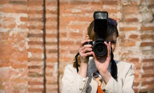 Two-Hour Indoor or Outdoor Photography Class for One or Two from Serendipity Studio (Up to 68% Off)