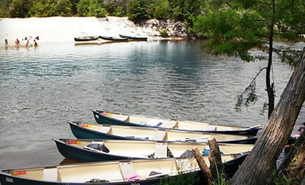 All-Day Kayak or Canoe Trip for Two, Four, or Six from Perdido Natural Adventures (Up to 58% Off)