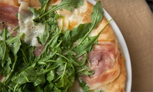 Wood-Fired Pizza and Italian Cuisine at Oro Pomodoro (Half Off). Two Options Available.
