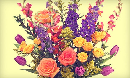 $15 for $30 Toward Flowers at Cattails to Roses by Eve