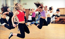 10 or 20 Zumba, Cycle, Pilates, Yoga, or Other Group Fitness Classes at Wow Fitness (Up to 67% Off)
