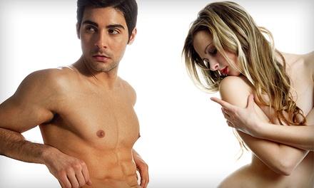 Corpus Slim — Amoreiras: 5 sessões de depilação a laser alexandrite em zonas pequenas, médias ou grandes desde 39€