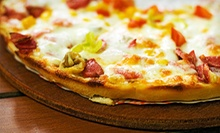 $10 for Two Groupons, Each Good for $10 Worth of Pizzeria Food at Waterford Slice ($20 Value)