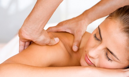 60- or 90-Minute Massage at Crosby Chiropractic and Acupuncture Center (Up to 50% Off). Three Options Available.