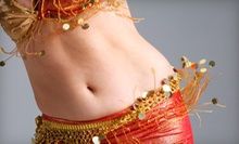Admission to Ladies Night Out or Four or Eight Belly Dancing Classes at Shimmy Dreams Belly Dance Studio (Up to 65% Off)