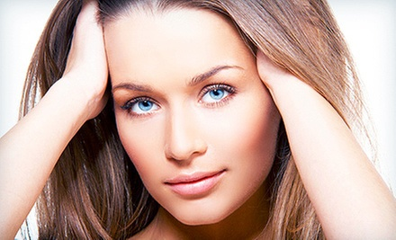 One, Two, or Three Microdermabrasions With Express Facials at Smile Maker Spa &amp; Skin Care (Up to 77% Off)