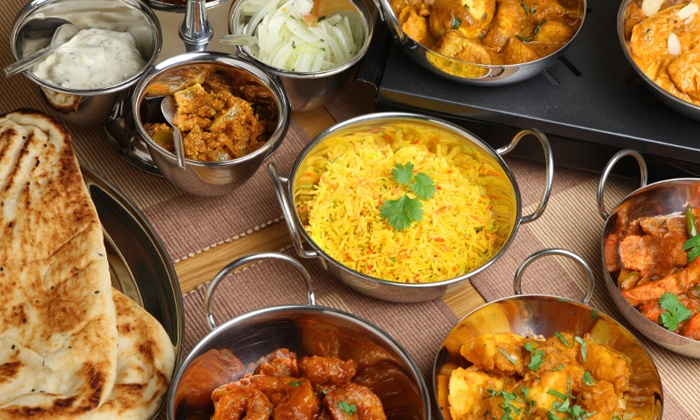 Maharaja Indian Restaurant - Bryanston: A Choice of Mains for Two, Four or Six from R99 at Maharaja (Up to 60% Off)