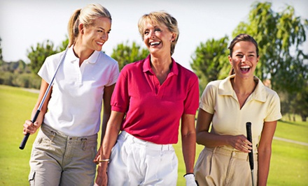 $175 for a One-Year Women's Membership Package with Lessons, a Wedge, and Gift Cards from Sassy Golf (Up to $639 Value)