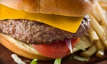 Pub Food at L.A. Bailey's (Up to 52% Off). Two Options Available.