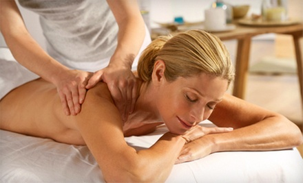 Two-Visit Chiropractic Package or 60-Minute Massage at Silver Chiropractic Centre (Up to 91% Off)
