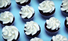 One or Two Dozen Cupcakes at The Cupcake Factory (52% Off)