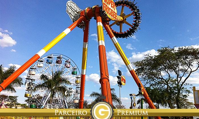 Nicolândia Center Park - Brasília: Nicolândia Center Park – Asa Sul: passaporte para 1 pessoa, a partir de R$ 19,90