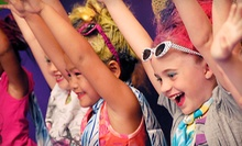 $14 for a Girls' Glam Station Makeover with Take-Home Cosmetic Kit at Club Tabby ($29 Value)