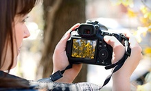 Three-Hour or Daylong Digital-Photography Workshops for One or Two from Larry Hanna Photography (Up to 56% Off)